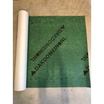 Dakfolie beschermt je dak tegen weerselementen