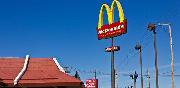 Horeca bijbaan, bij McDonalds Veldhoven